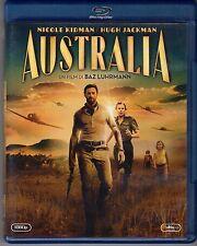 Blu-ray NICOLE KIDMAN HUGH JACKMAN AUSTRALIA