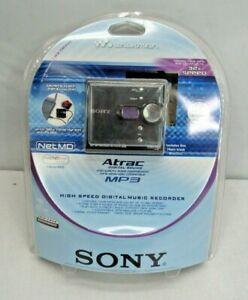 Sony MZ-NE410 High Speed Digital Music Recorder Walkman Digital Sound New