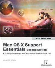 Apple Training Series: Mac OS X Support Essentials (2nd Edition), Kevin M. White