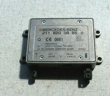 Mercedes W211 S211 Steuergerät 2118200885 Bluetooth