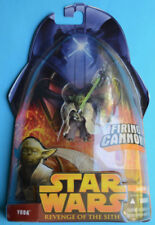 Star Wars 2005 Yoda #3 Hasbro Action Figure Revenge of The Sith - MOC