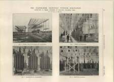 1927 The Jeanne-rose 120,000 Volt Outdoor Sub-station, Photos