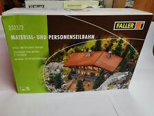 Faller 232372 Material- und Personenseilbahn Seilbahn N Bausatz