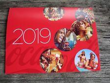 Coca-Cola  2019 12-Month Calendar - BRAND NEW