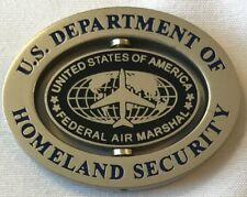 Federal Air Marshal Miami Field Office Spinner Challenge Coin
