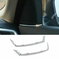Chrome Auto Front Door Cover Trim für BMW 5 Series 525 520 F10 2011 2012 2013