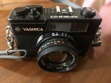 Yashica ELECTRO 35GX , 40mm f/1.Good conditions original bag.