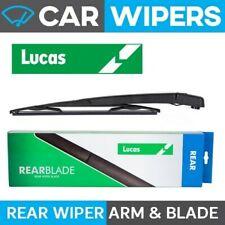 "Lucas LWCR082 12"" Rear Wiper Blade & Arm for Citroen C1 Peugeot 107 Toyota Aygo"