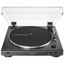 New listing Audio Technica At-Lp60X Fully Automatic Belt-Drive Stereo Turntable - Black