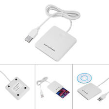 USB Contact Smart Chip Card IC Credit Card Reader Encoder Writer With SIM Slot S