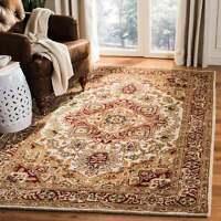 Safavieh Handmade Classic Fae Traditional Oriental Wool Rug