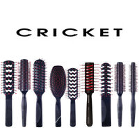 Cricket Different Hair Brush Models Styling, Shaping, Brushing. Non Static Brush