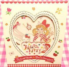 Sanrio Setsuko Tamura x Hello Kitty Memo Pad / Made in Japan 2018