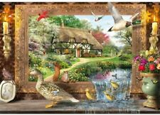 Wentworth Wooden Jigsaw Puzzle - Still to Life 40 Pieces NEW