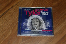 Bonnie Tyler, Live and Lost in France - CD + DVD - Very Good