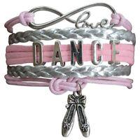Dance Bracelet- Girls Dance Jewelry - Perfect Gift For Dance Recitals