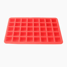 New listing Medium Square Silicone Soap Mold Ice Cube Jello Sugar Chocolate Making Mold