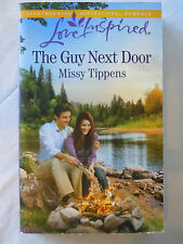 The Guy Next Door by Missy Tippens (2014, Love Inspired, Paperback) Like NEW