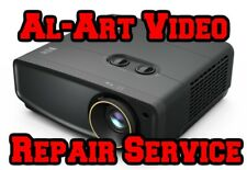 REPAIR Service for JVC Home Theater Projectors LX-UH1B