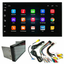 """7"""" Android 9.1 Double 2Din Car Stereo Radio GPS Wifi OBD2 Mirror Link Player"""