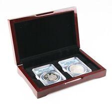 2010-P Boy Scouts of America BSA Silver Dollar Set (PR70 & MS70 ANACS) w/ Box