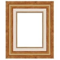 ANTIQUE GALLERY STYLE PHOTO PICTURE PAINTING FRAME WOOD GOLD LEAF New