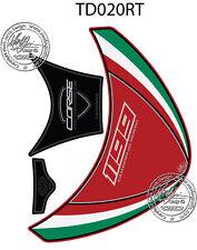 TD020RT , MOTOGRAFIX - Tankpad , Tankprotektor für Ducati , Italia , Panigale