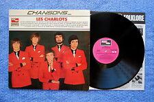 LES CHARLOTS / LP VOGUE CMDINT 9820 /  BIEM 196.? ( F )