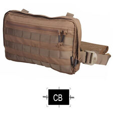 Tactical Vest Bag Chest Recon EDC Kit Tool Molle Carry Pouch Combat Hunting Army