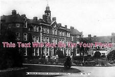 LC 12 - North Evington WW1 Military Hospital, Leicester, Leicestershire c1915