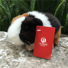"7"" Emulational guinea pig plush toy Cavia porcellus kids child stuffed gift"
