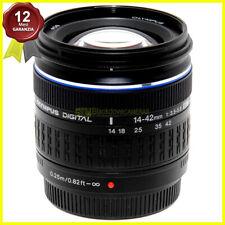 Olympus 14/42 mm. f3,5-5,6 ED digital innesto 4/3. Obiettivo zoom per fotocamera