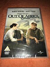 Out of Africa (DVD) 1985 - NEW - Robert Redford, Meryl Streep
