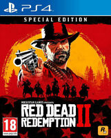Red Dead Redemption 2 - Special Edition (PS4)  BRAND NEW SEALED