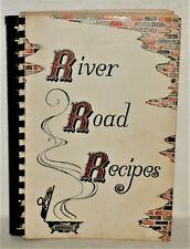 New listing River Road Recipes Cookbook by Junior League Of Baton Rouge, Louisiana Vintage