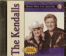 THE KENDALLS - DAVID ALLAN COE PRESENTS - CD - NEW - SEALED