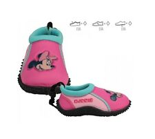 Aquaschuhe Minnie Mouse, Badeschuhe Minnie, Wasserschuhe Minnie
