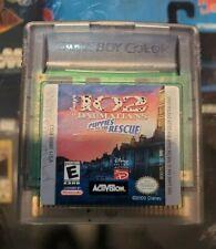 102 Dálmatas Nintendo Game Boy Color Video Juego de trabajo limpio Probado