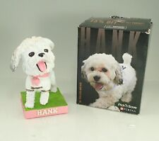 2015 Milwaukee Brewers Hank The Dog Mother's Day Bobblehead In Box