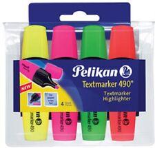 Surligneurs Pelikan 490 - Etui de 4 pièces
