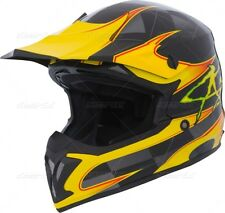 NEW CKX MONSTER MX MOTOCROSS DIRT BIKE OFF ROAD ATV HELMET VENTED  SIZE SMALL