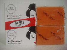 KOJIE SAN KOJIC ACID SKIN White WHITENING BLEACHING BAR SOAP USA SELLER