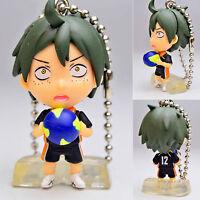 Haikyuu!! Deformed Mini Figure Vol 2 Portachiave Keychain Tobio Kageyama