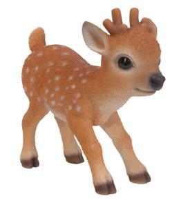 Vivid Arts -  Playful reindeer, Standing D  Ornament/Decoration/Gift