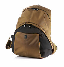 "Crumpler The Customary Barge-DELUXE CU-09A  Camera backpack 17""Laptop bag(beech)"