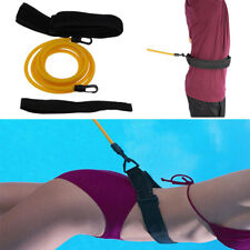 Swim Trainer Belt Swimming Resistance Tether Leash Pool Training Aid Harness