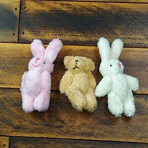 Toys Banny Bear  Gift Mini Toys Accessories  Décor For Dolls Tilda Duck