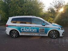 VW TOURAN Highline BlueMotion 2,0l TDI R-Line Clarion HiFi EZ10/16 SCR DSG 190PS