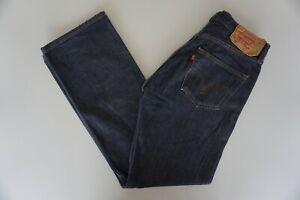 Women`s Levi`s 501 High Waist Boyfriend Jeans UK Size 10 / W30 L32