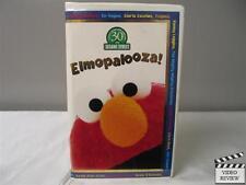 Sesame Street - Elmopalooza! VHS (Clamshell) feat. David Alan Grier, Jon Stewart